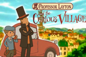 Profesor Layton and the Curious Village